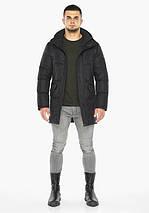 Braggart Dress Code 47620 | Мужская зимняя куртка черная, фото 2