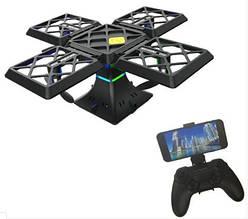 Квадрокоптер Black Knight Cube 414 C WiFi і Камерою