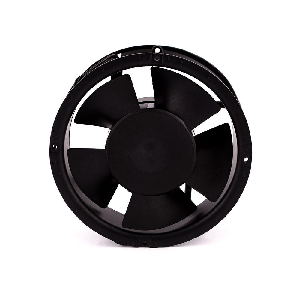 Осьовий вентилятор Турбовент Бенето 150 кругла