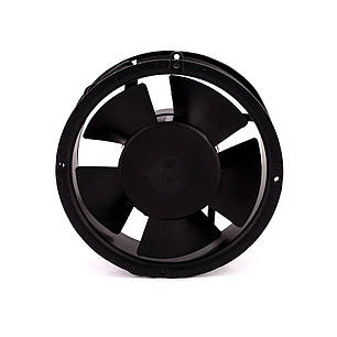 Осьовий вентилятор Турбовент Бенето 150 кругла, фото 2