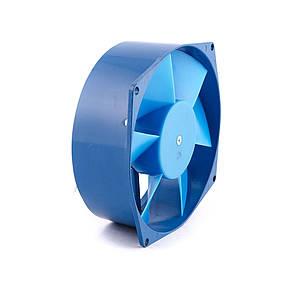 Осьовий вентилятор Турбовент Бенето 150 синя, фото 2