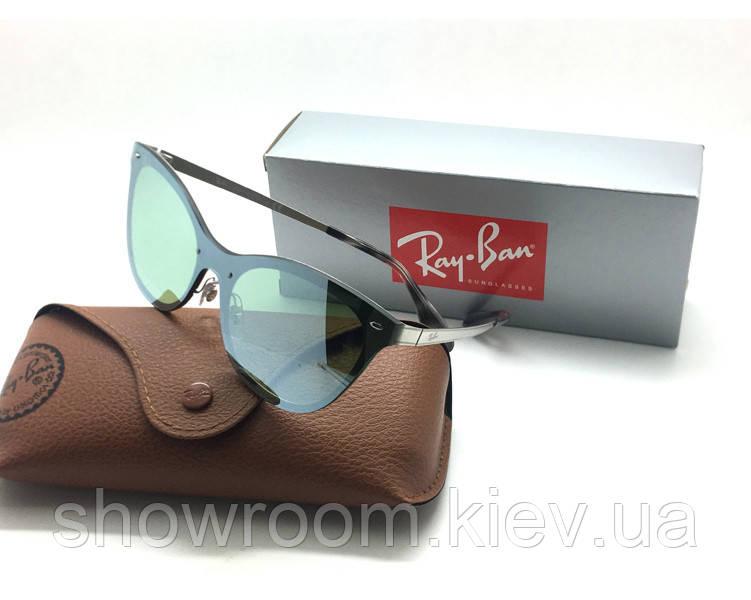 Сонцезахисні окуляри в стилі RAY BAN 3580 042/30 Lux
