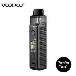 Pod система VooPoo Vinci X 70W Pod Mod Kit  Оригинал. Карбон