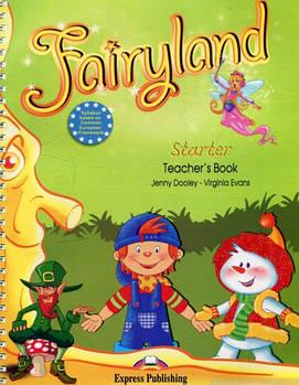 Fairyland Starter teacher's Book