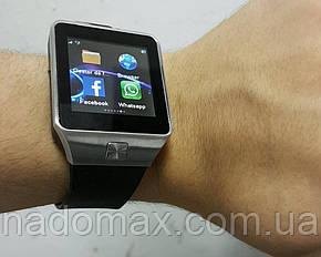 Наручные умные часы Smart Watch DZ09, фото 2