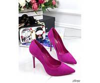 Туфли замшевые Comer, фото 1