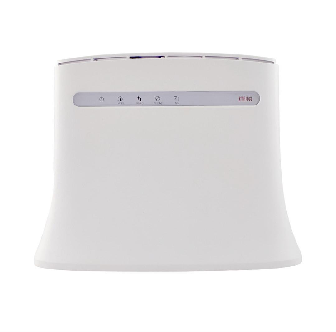 4G LTE Wi-Fi роутер ZTE MF283U (Киевстар, Vodafone, Lifecell)