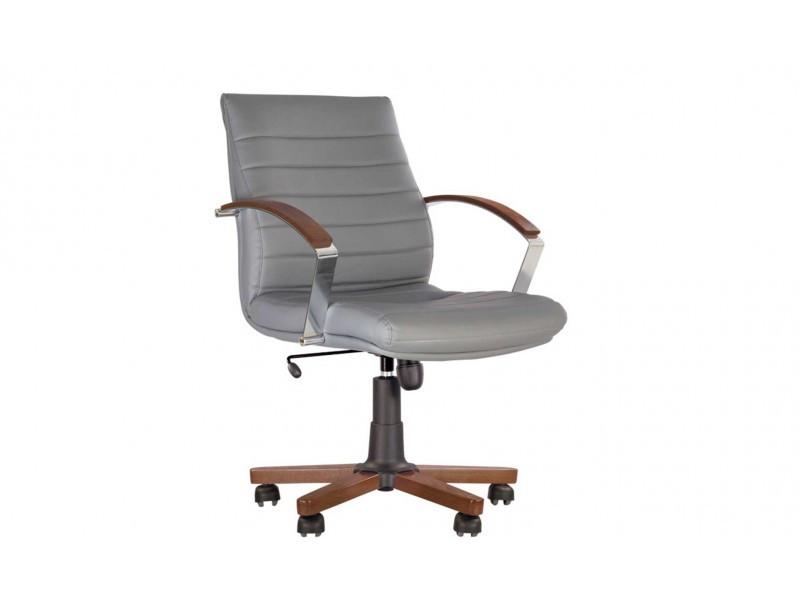 Кресло руководителя IRIS (Ирис) wood LB Tilt EX4