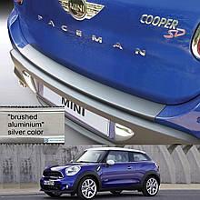 Пластикова захисна накладка на задній бампер для Mini Paceman R61 2012-2016