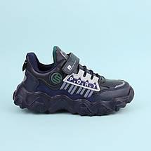 7856C Дитячі кросівки для хлопчика тм Tom.M розмір 34,35,36, фото 3