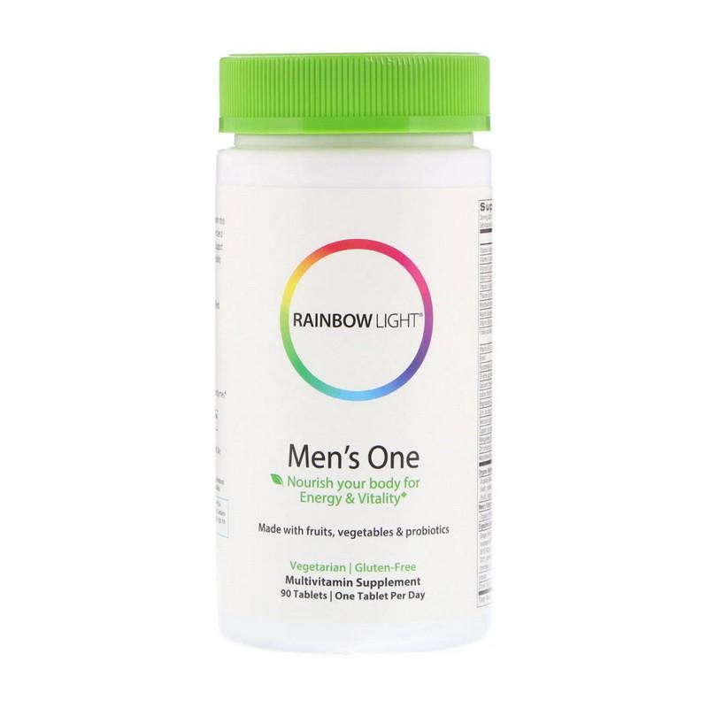 Комплекс витаминов и минералов для женщин Rainbow Light Men's One 90 tab
