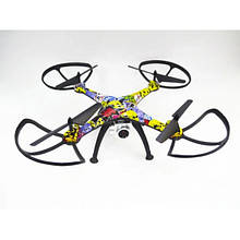 Квадрокоптер дрон Pioneer CD622/623W з камерою WiFi