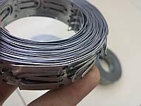 Лента монтажная для крепления кабеля 10 метров