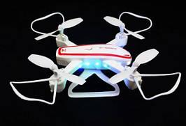Квадрокоптер дрон Phantom QY66-R2A з поворотом на 360 градусів
