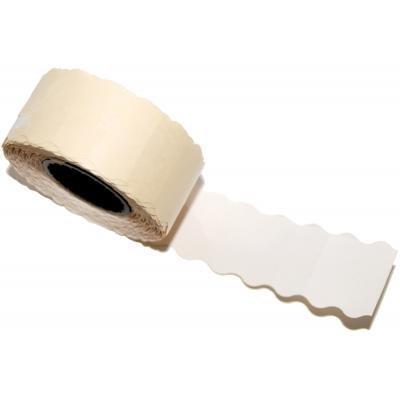 Этикет-лента Aurika 26х12 white, 25 рул (2612W)