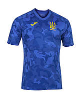 Футболка тренировочная сборной Украины Joma синяя FFU201012.20