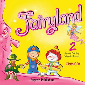 Fairyland 2 Class CD