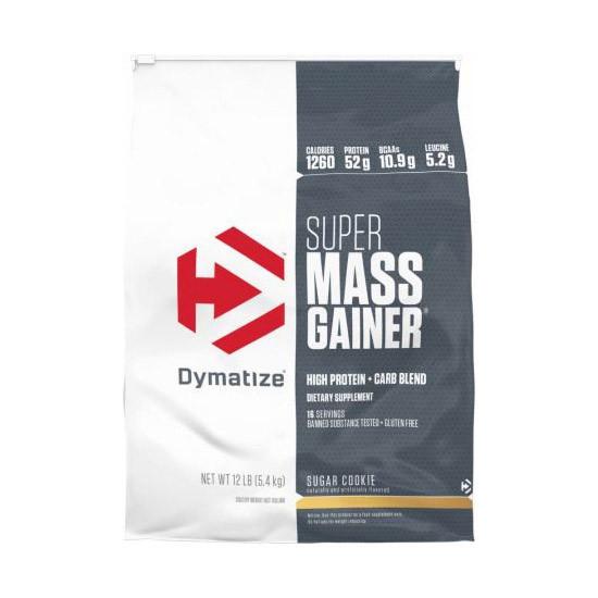 Високобілковий Гейнер Dymatize Super Mass Gainer (5,4 кг)