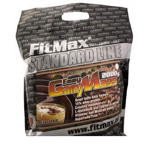 Високобілковий Гейнер FitMax Easy Gain Mass (2 кг)