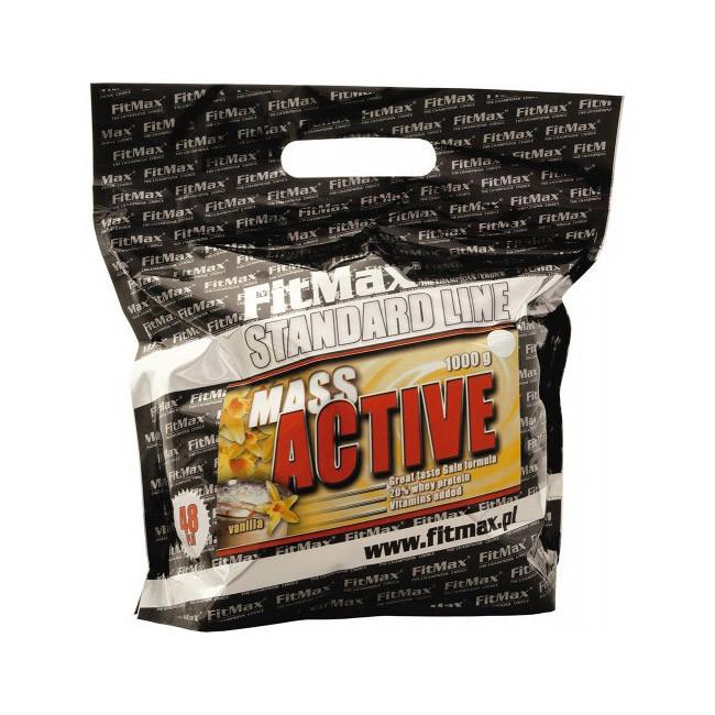 Гейнер высокобелковый FitMax Mass Active (1 kg)