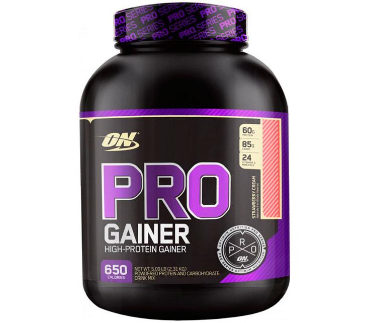 Гейнер высокобелковый Optimum Nutrition Pro Complex Gainer (2,3 kg)