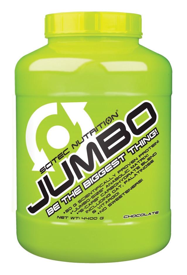 Гейнер высокобелковый Scitec Nutrition Jumbo (4,4 kg)