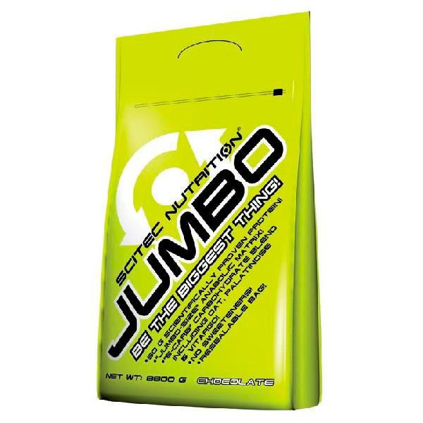 Високобілковий Гейнер Scitec Nutrition Jumbo (8,8 kg)