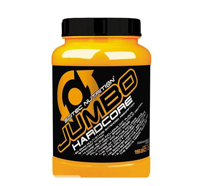 Високобілковий Гейнер Scitec Nutrition Jumbo Hardcore (1,53 kg)