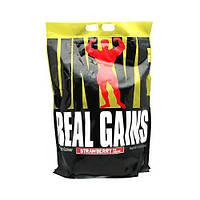 Гейнер высокобелковый Universal Nutrition REAL GAINS (4.8 kg)