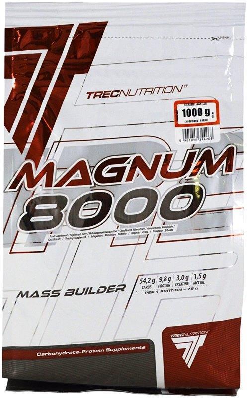 Високобілковий Гейнер TREC Nutrition Magnum 8000 (1 kg)