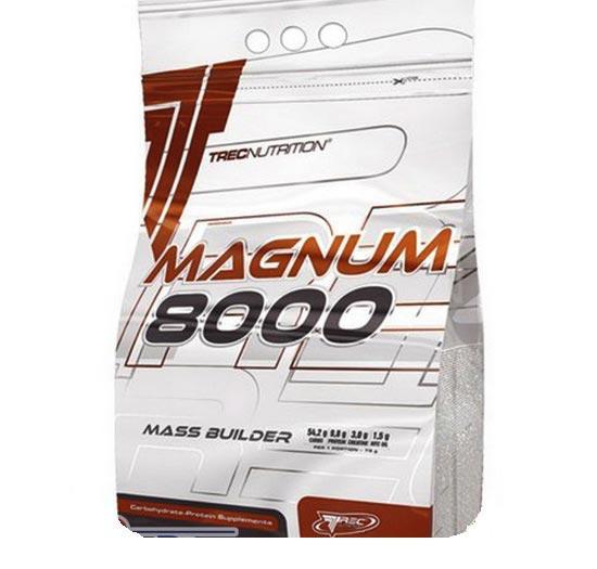 Гейнер высокобелковый TREC Nutrition Magnum 8000 (4 kg)