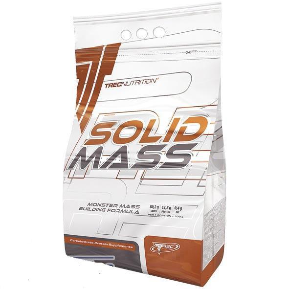 Гейнер высокобелковый TREC Nutrition Solid Mass (1 kg)
