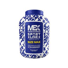 Високобілковий Гейнер MEX Size Max (2,72 kg)