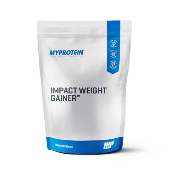Високобілковий Гейнер MyProtein Impact Weight Gainer (2,5 kg)