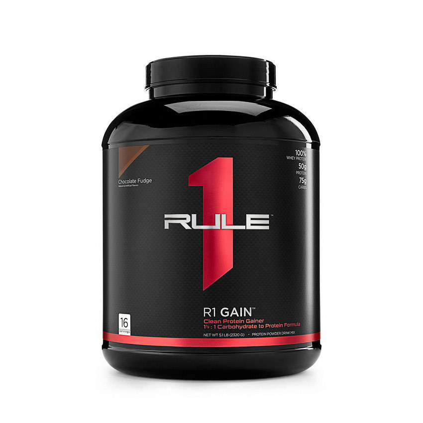 Високобілковий Гейнер R1 (Rule One) R1 Gain 2,27 kg