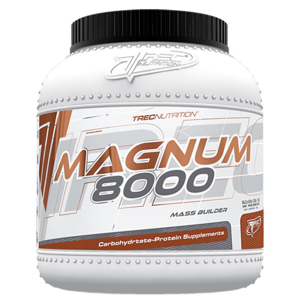 Високобілковий Гейнер TREC nutrition Magnum 8000 3 kg