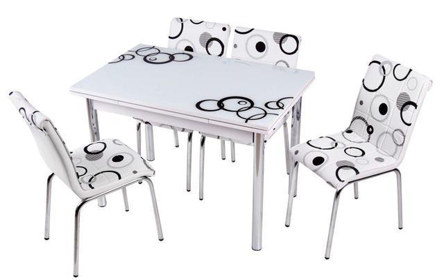 Кухонні комплекти: Стіл і стільці