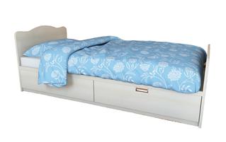 Ліжко Вальтер Простір світлий венге