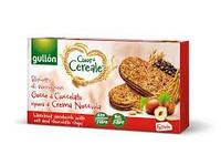 Печенье Gullon Cuor di Cereale сендвичи со злаками и йогуртом, 220 г