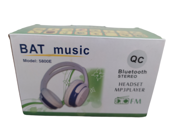 Наушники Bluetooth BAT-5800E