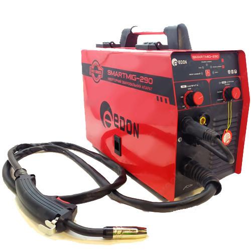 Зварювальний напівавтомат Edon SMARTMIG-290 (5.4 кВт, 290 А)