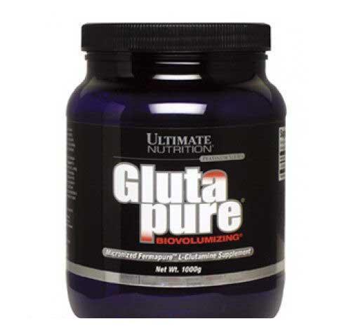 Глютамін Ultimate Nutrition Glutapure (1 kg)