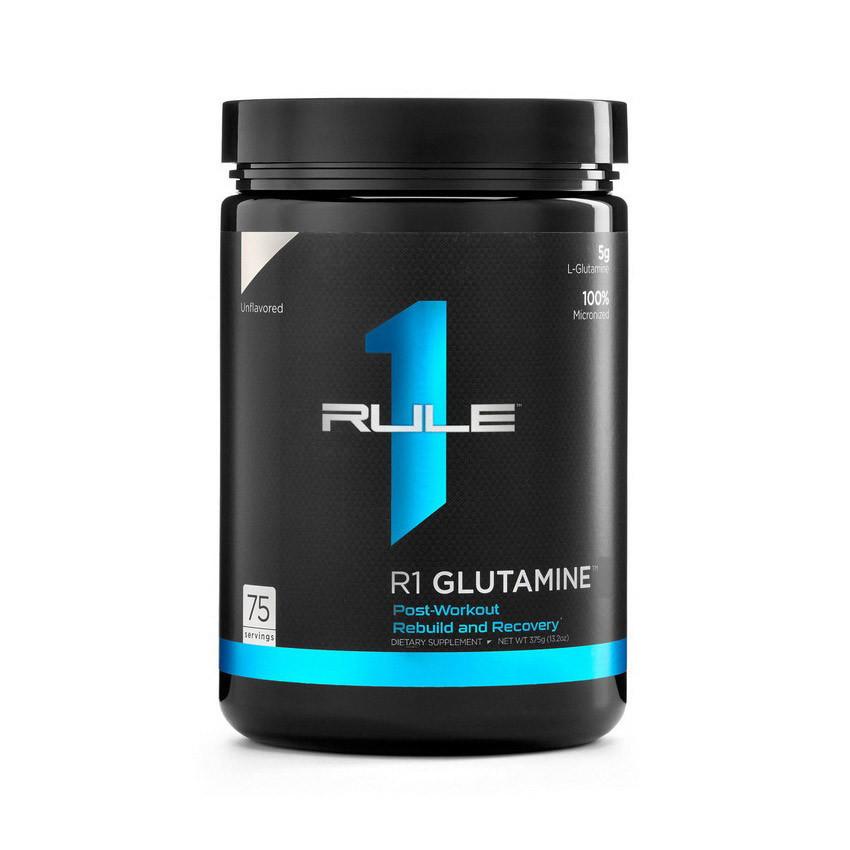 Глютамин R1 (Rule One) Glutamine 375 g
