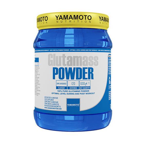 Глютамін Yamamoto nutrition Glutomass Powder 600 g