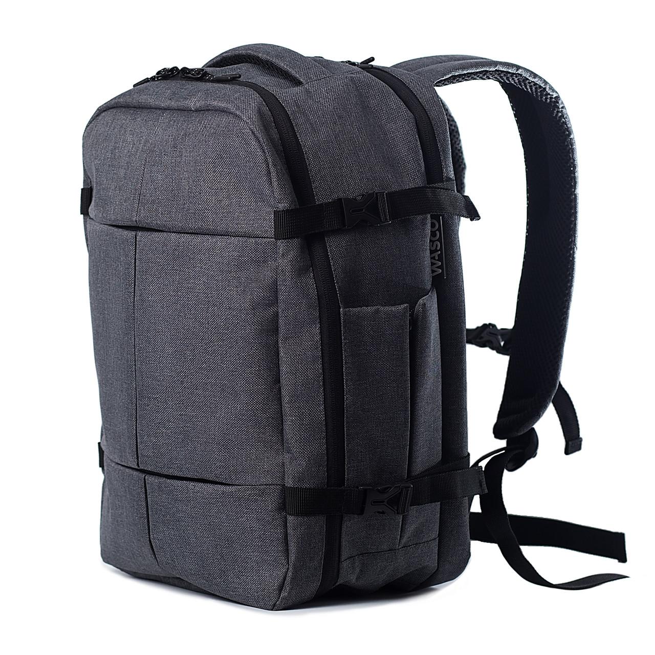Рюкзак для ручной клади Wasco 40x25x20 Ben Fly Графит
