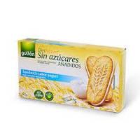 Печиво Gullon Cuor di Cereale сендвічі зі злаками і йогуртом, 220 г