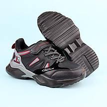 7850A Детские кроссовки для мальчика черные тм Tom.M размер 35, фото 3