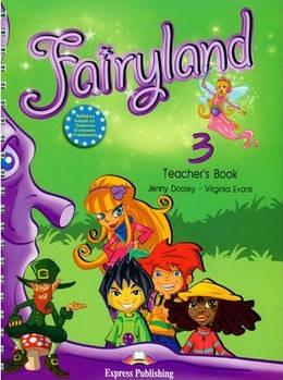 Fairyland 3 teacher's Book