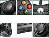 Геймпад Data Frog ZSL03 Black USB провідний геймпад для ПК і XBOX для Windows, фото 3