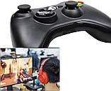 Геймпад Data Frog ZSL03 Black USB провідний геймпад для ПК і XBOX для Windows, фото 7